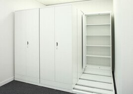 Lateral Movable Cabinet
